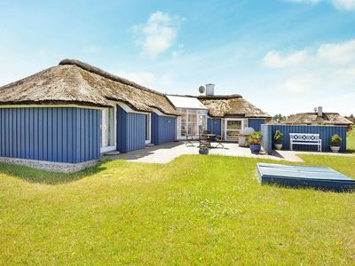 Photo for Spacious Holiday Home in Vejers Strand with Sauna