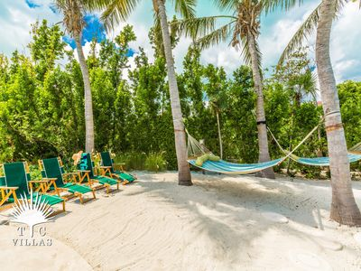 Photo for One-of-a-Kind Architectural Masterpiece Set on 2 Acres of Grace Bay Beach