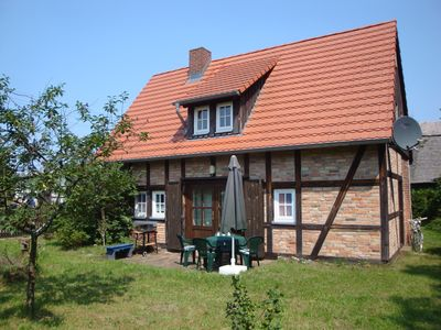 "Photo for Holiday home ""Alte Scheune"" in Grambin on the Szczecin Lagoon"