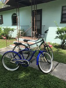 2 ADULT BIKES INCLUDED!!!!