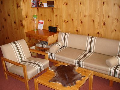Photo for Apartment Acletta (Utoring) in Disentis - 2 persons, 1 bedrooms