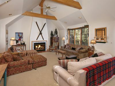 Photo for Goldflake Chalet exudes warmth and charm, located in the heart of Breckenridge.