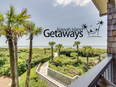 Photo for Oceanfront Getaway with Southern Charm!!
