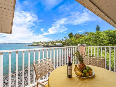Photo for Top Floor | Direct Ocean Front | Close to Town | Starting at $134/Night