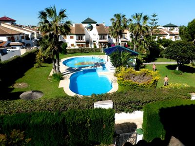 Photo for Holiday Rentals Mil Palmeras 1 Bedroom Apartment Rio Mar II Costa Blanca