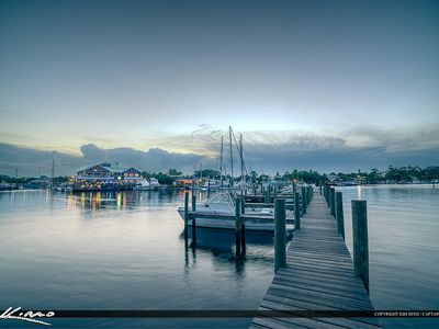 Photo for Tropical Oasis in Historic Port Salerno Water Front District