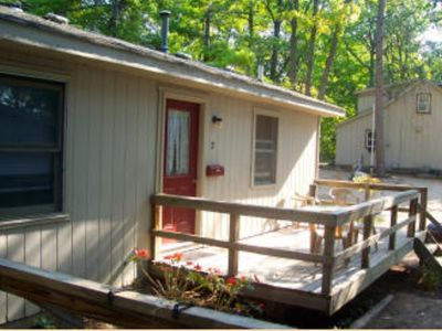 Photo for 2BR Cabin Vacation Rental in Traverse City, Michigan