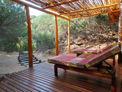 A sense of wellbeing that we call Beach and Dune Forest Therapy