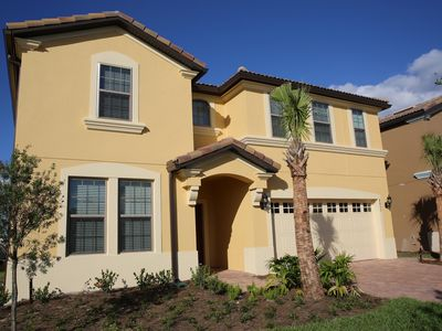 Photo for Luxury 9 Bed/6 Bath, Pool/Spa, Sleeps 22, at Disney Doorsteps