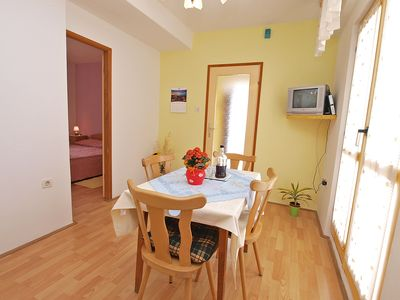 Photo for Apartment for 3 persons with 1 additional bed and 2 bedrooms (ID 828)