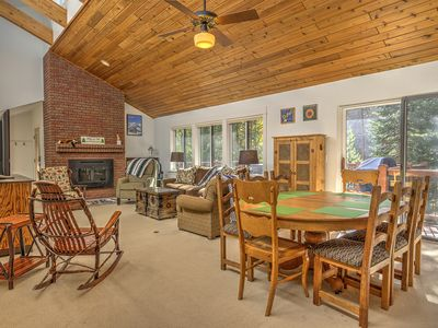 Timber Hill - Large home In Prestigious Warrior`s Mark West, Private Hot Tub, Sauna, Ski-Out on Burrow Trail