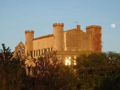 Photo for NEW! 12th Century Castle with heated Pool - Sleeps up to 18 ( 600 sq. m. )