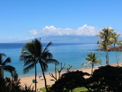 Photo for Beach Front Condo On Amazing Kaanapali Beach On Maui.