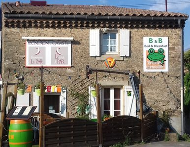 Photo for Guest House/pension Vacation Rental in Argens-Minervois, Occitanie