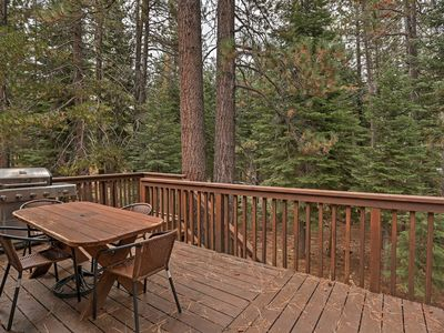 Photo for 'Golden Bears Lair' Truckee Resort House w/ Deck!