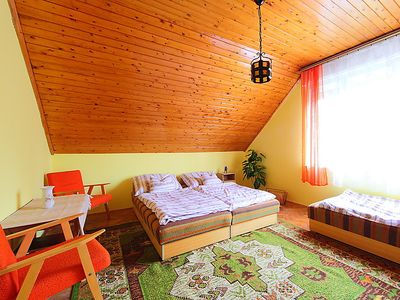 Photo for Vacation home Balaton H321 in Fonyód - 5 persons, 3 bedrooms