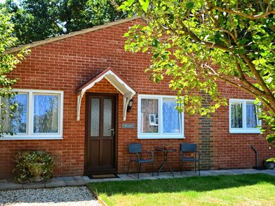 Photo for Cosy, self-contained dog-friendly cottage