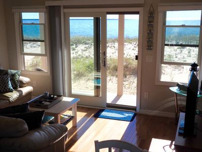 Photo for Awesome 2 BD Waterfront Condo - Step Out Into The Sand!