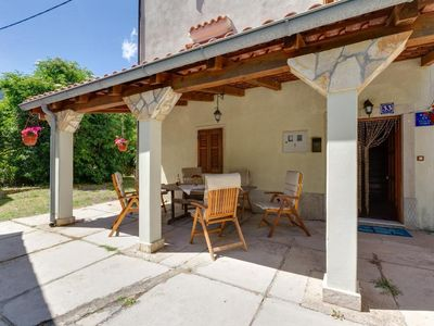 Photo for Holiday house Nerezine for 8 persons with 3 bedrooms - Holiday house