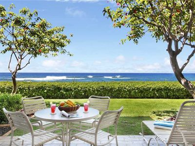 Photo for Poipu Kapili 10: 2 BR / 3 BA condo in Koloa, Sleeps 8