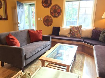 Welcome to the Aspen Cottage in downtown Bend!