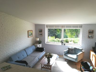 Photo for Three bed family home with garden and a view in a leafy suburb of Copenhagen.