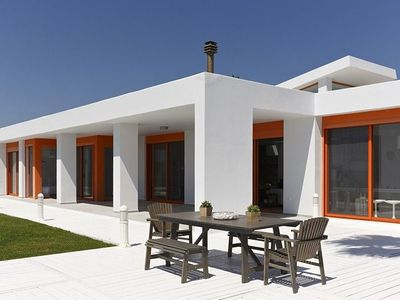 Photo for Villa Seven-Seafront in Rhodes | Private Villa with Pool | Lachania