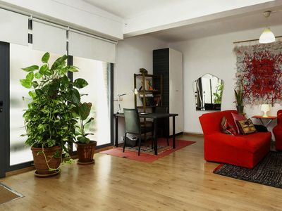 Photo for HT00843.Independent loft.Parking option.Ideal for couple. Wifi.Air conditioning