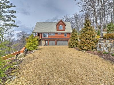 Photo for Boone Cabin w/ Balcony & Views - Mins to Downtown!
