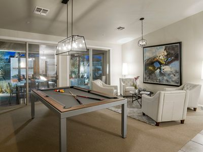 Photo for Sonoran Desert Retreat-all one level, 4 bedrooms 3.5 bath home w/pool and Spa