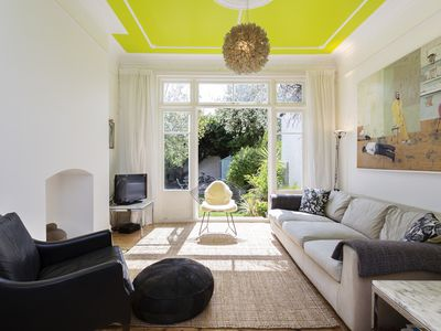 Photo for A fabulously stylish and artistic 4 bed home in charming West London (Veeve)