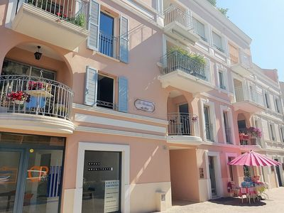 Photo for Beautiful Apartment at the center of Sanary Sur Mer