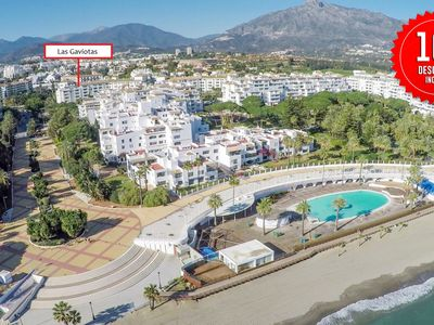 Photo for 2 Bedrooms apartment in Las Gaviotas - Puerto Banús