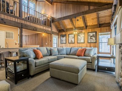Photo for 4BR Townhome Vacation Rental in South Lake Tahoe, California