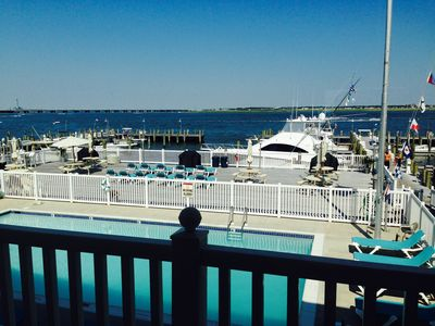 Photo for Spectacular waterfront view from every room!  Pool!  Updated!