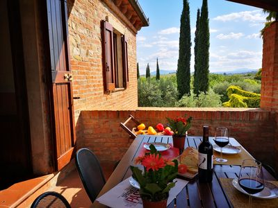 Photo for Girasole -  From Tuscany And Umbria, Strategic Position, Relax, Pool And Wi-fi