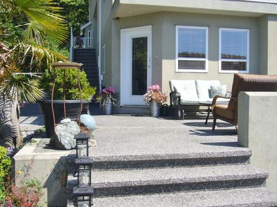 Photo for Amazing Location! Ocean View, Huge Patio For Entertaining & It's At The Beach!