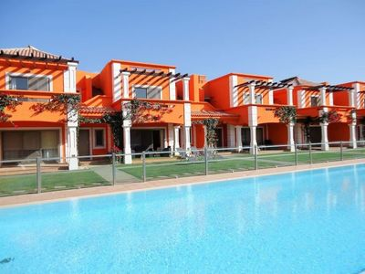 Photo for Tavira Trendy with Pool I  apartment in Tavira with WiFi, private terrace, shared garden & balcony.