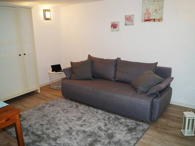 Photo for 1BR Apartment Vacation Rental in Freinsheim