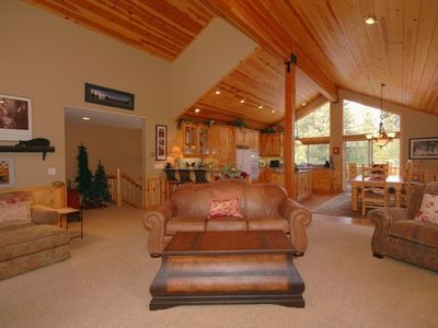 Photo for Beautiful 3br Dog-Friendly Lake Tahoe Home