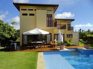 House 4 suites 400m² Costa do Sauipe, Cond. Sauipe Quintas