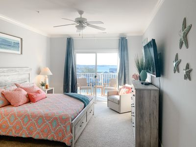 Photo for Beach Paradise IV-Downtown Waterfront, Top Floor, Luxury Penthouse Condo