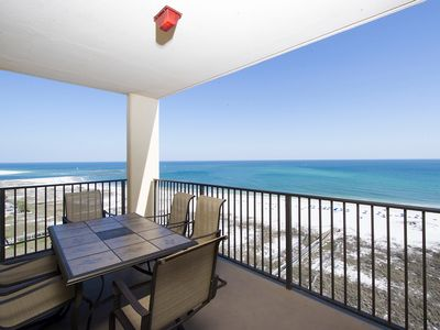 Photo for CHRISTMAS 2019 Available Beautiful BEACHFRONT; INDOOR pool! Great Location @Phx7