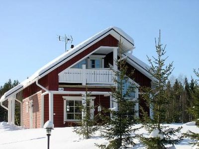 Photo for Vacation home Pyrykieppi in Rovaniemi - 8 persons, 2 bedrooms