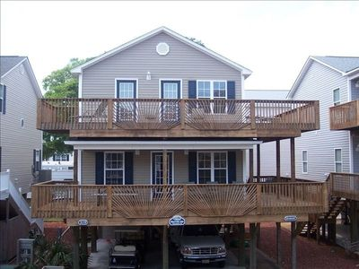 Photo for Beautiful 4 Bd, 3 Ba, 2 Livingrooms, Lake View, Golf Cart Included  Call Now!