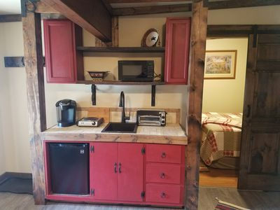 """Photo for Three Forks Saddlery's """"Cowboy Cabin"""""""