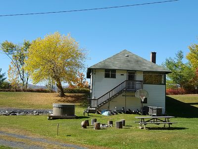 Photo for Breathtaking Cottage On Beautiful Historic Lake Champlain! Great fishing access!