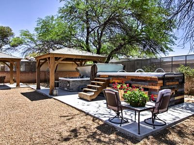 Photo for Exquisite Tucson Casita by Panto River Park Trail!
