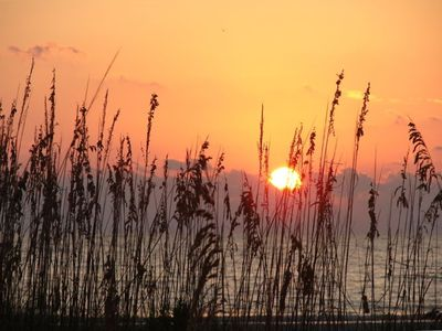 Photo for Beautiful Sunsets-Miles of Beach-Unforgetable Memories