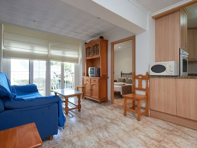 Photo for 2 bedroom apartment with capacity for 4 adults and 2 children in tourist area of S